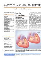 Star Health Magazine Focusing On Sports Injuries & Medicine