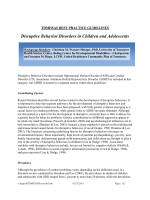 #1 Mental Disorders (Buspirone), Buspar With Adderall