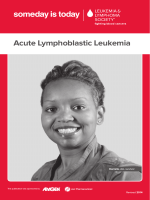 Acute Lymphoblastic Leukemia - The Leukemia Lymphoma Society
