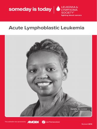 Acute Lymphoblastic Leukemia - The Leukemia Lymphoma Society