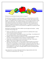 Little Raiders Preschool Child Care Information - Oakwood Elementary