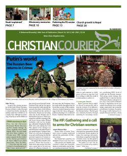 Putins world - Christian Courier