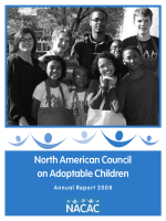 2008 - North American Council on Adoptable Children