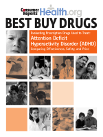 ADHD drugs compared - Consumer Reports Health - Ask Dr. Stein