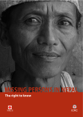 MISSING PERSONS IN NEPAL - The right to know