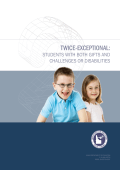 Twice-Exceptional: Students with Both Gifts and Challenges or