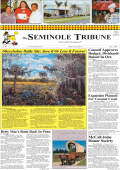 SEMINOLE TRIBUNE - Seminole Tribe of Florida