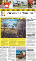SEMINOLE TRIBUNE - Seminole Tribe of Florida