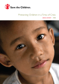 Protecting Children in a Time of Crisis - Save the Children