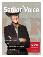 LARRY HAGMAN - The Senior Voice