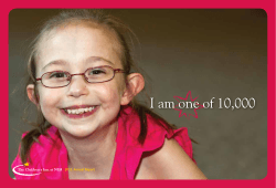 I am one of 10,000 - The Childrens Inn at NIH