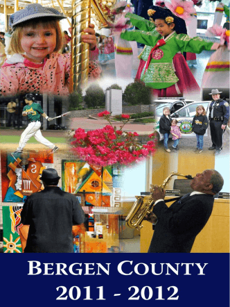 Bergen County Telephone Directory - VFW Post 192 New Jersey