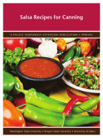 Salsa Recipes for Canning - Oregon State University Extension