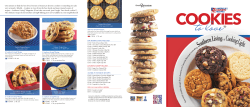 ® Cooking Light® - Great American Fundraising