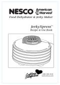 JerkyXpress™ - Nesco/American Harvest