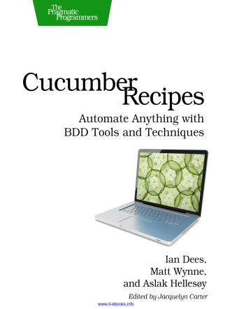 Cucumber Recipes - Northwind Traders Documentation
