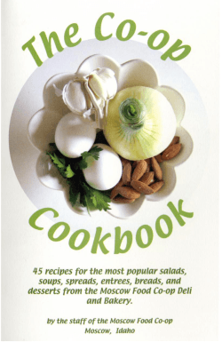 The Co-op Cookbook - Moscow Food Co-op