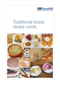 Traditional foods recipe cards - Eurosfaire