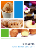 desserts - Sysco Boston LLC