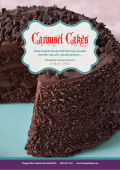 Download our brochure - Carousel Cakes