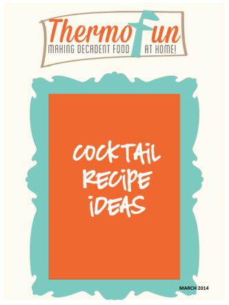 Cocktail Recipes - ThermoFun