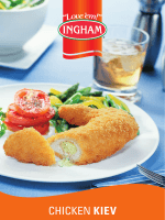 CHICKEN KIEV - Inghams Enterprises
