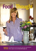 RECIPES IN THIS ISSUE - Strictly Food for Thought