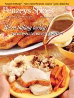 Were talking turkey! - Penzeys Spices