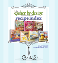 Kosher by Design Recipe Index