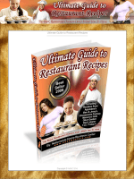 Ultimate Guide to Restaurant Recipes - Home Business Center of