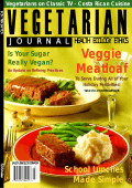 Veggie Meatloaf - The Vegetarian Resource Group