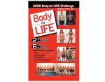 2008 Body-for-LIFE Challenge