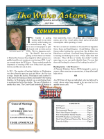 WAKE ASTERN - JULY 2014 - Tacoma Power Squadron