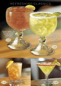 Drink Menu - Cheddars