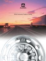 Wheel Accessory Products Catalog - Alcoa