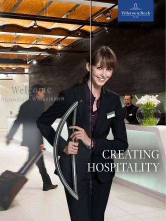 Creating Hospitality - Villeroy Boch