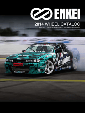 2014 Wheel Catalog - Enkei