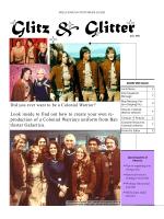 July - Millennium Costumers Guild - Tripod