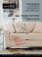 Slipcovers - Sure Fit
