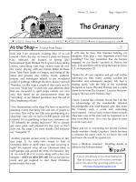 Paula - The Granary