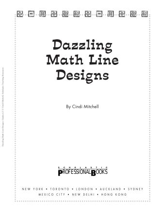 Dazzling Math Line Designs - cbolding