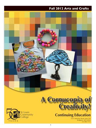 A Cornucopia of Creativity! - Welcome