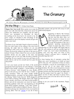 Quilting Classes - The Granary