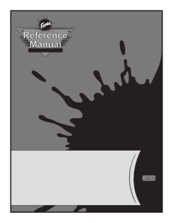 FISHER Reference Manual, Rev. 04