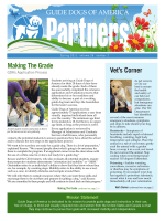 Making The Grade Vets Corner - Guide Dogs of America