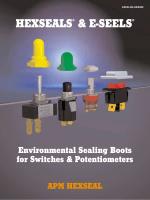 HEXSEALS® E-SEELS® - Electronic Fasteners Inc