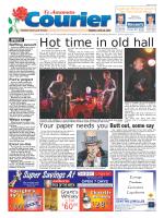 Te Awamutu Courier - June 28th, 2005 - Te Awamutu Online