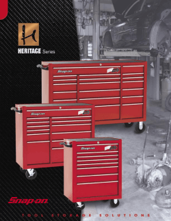 Heritage Series - Snap-on