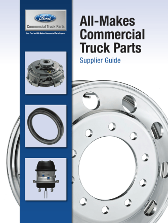 All Makes Commercial Truck Parts Supplier Guide - Power Stroke