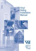 Vinyl Siding Installation Manual - ProVia